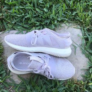 Lavender Tubular Adidas